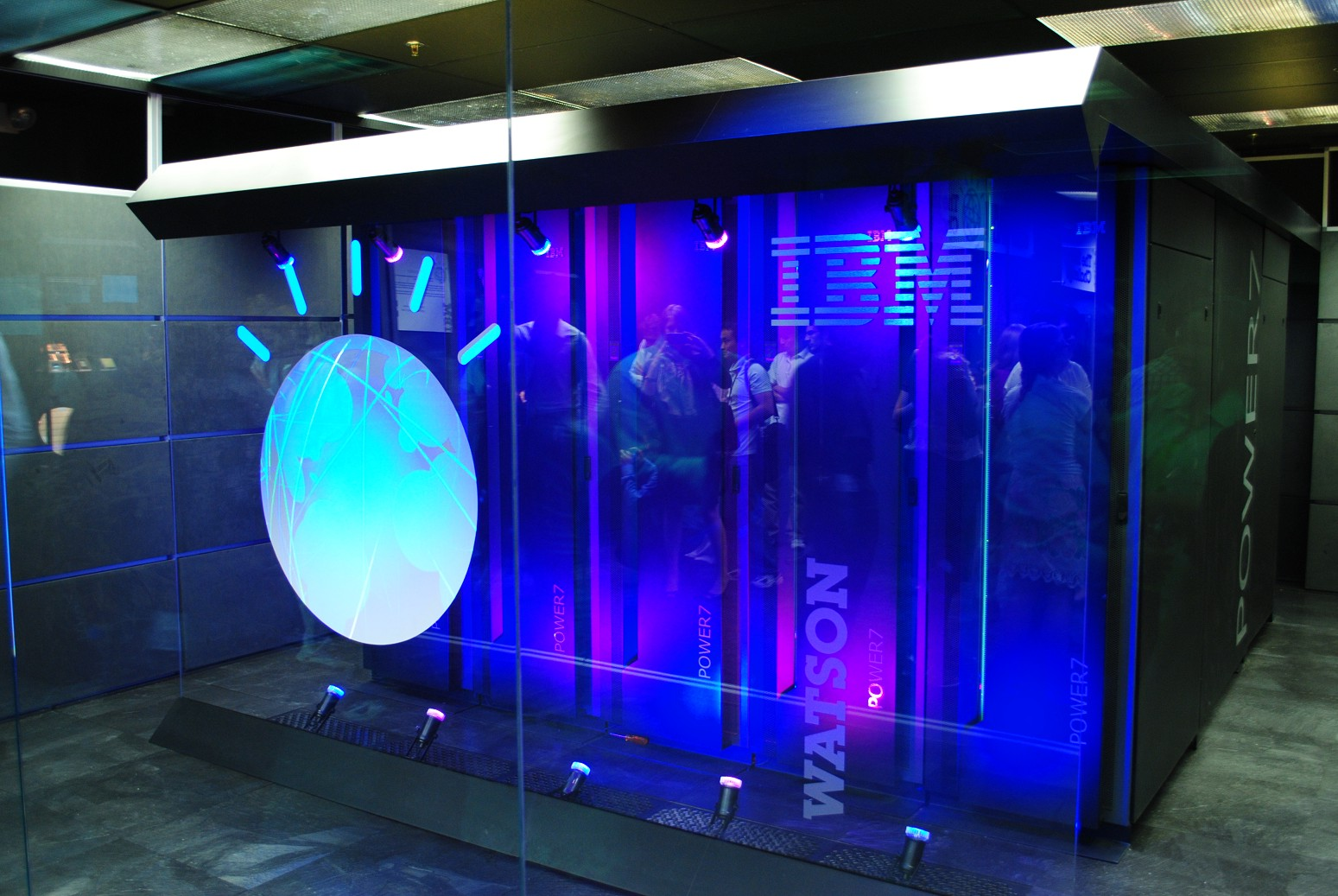 IBM Watson Supercomputer brains for free music chatbot